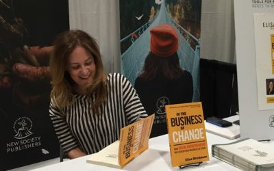 Book Signing Event at Buy Good Feel Good Expo